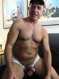 Video: Daddy Rex Silver at Hot Older Male