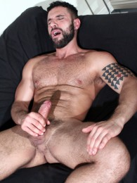 Video: Letterio Amadeo at hard brit lads