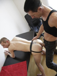 Video: marc coleman and steff at all real bareback