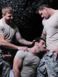 Video: Colby Jansen, Zeb Atlas and Jaxton Wheeler in tour of duty