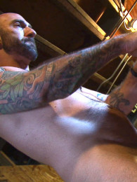 Video: drew sebastian bare fucks bound luke bennet