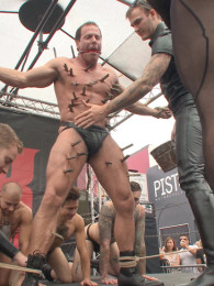 Video: bound in public goes to folsom street fair 2014
