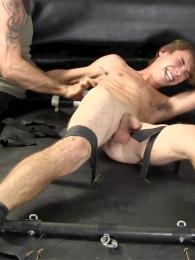 Video: JOSEPH at tickled hard