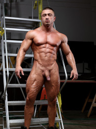 Video: Laurent LeGros at muscle hunks