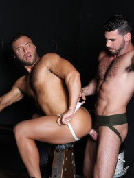 Video: JR Bronson and Billy Santoro at high performance men