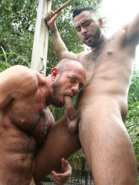 Video: Matt Stevens and Rikk York outdoor fun