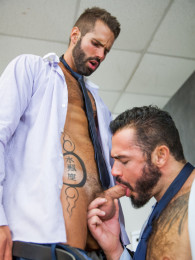 Video: Dani Robles & Jessy Ares in decisions at men.com
