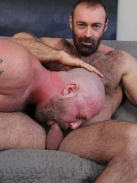 Video: Brad Kalvo and Josh Thomas at hot older male