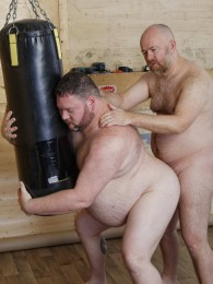 Video: Guy English and Bear Waters at bear films