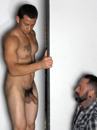 Video: Victor at the Gloryhole