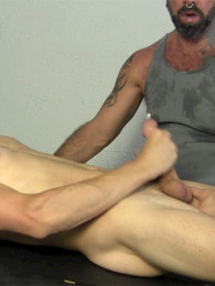 Video: Clay is in tickle ecstasy
