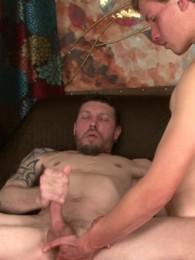 Video: Gregor & Dale at like em straight
