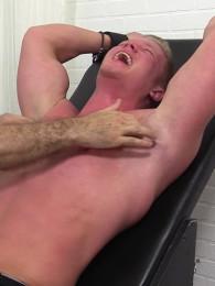 Video: Seamus at my friends' feet