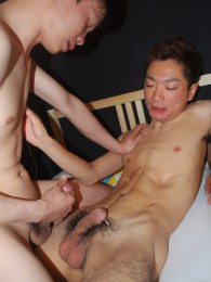 Video: asian hotties play with toys